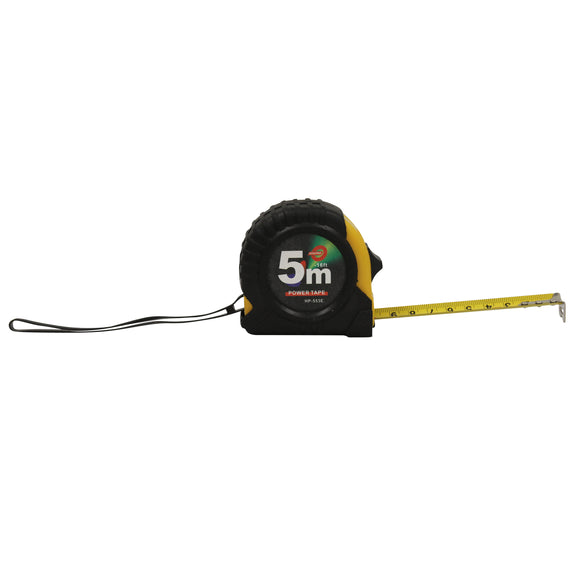 SuperGift Tape Measure - 5M (Yellow)