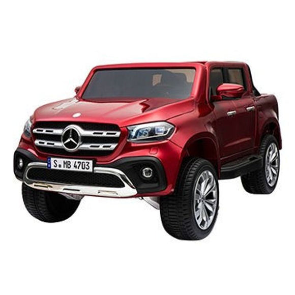 Mercedes Benz Jeep Ride On Kids Car