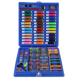 150 Piece Multi Colour Painting and Drawing Art Set