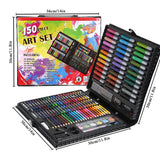 150 Piece Kids Painting and Drawing Art Set