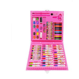 86 Piece Kids Painting and Drawing Art Set