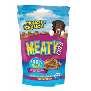 Munch Crunch Meaty Cuts (100g)