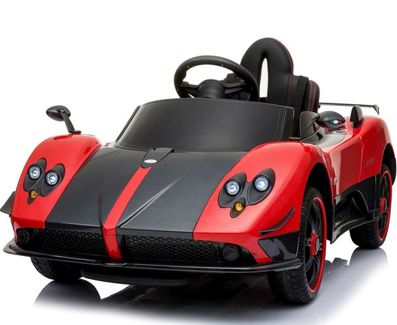 Pagani Zonda Ride On Kids Car (Red)