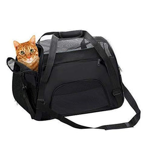 Cat Carrier (Black)