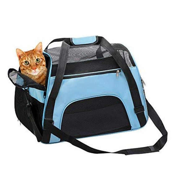Cat Carrier (Light Blue)