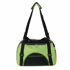 Cat Carrier (Green)