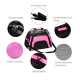 Cat Carrier (Pink)