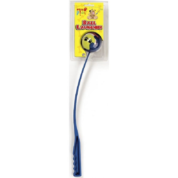 Pets Play Ball Launcher 38CM - any colour