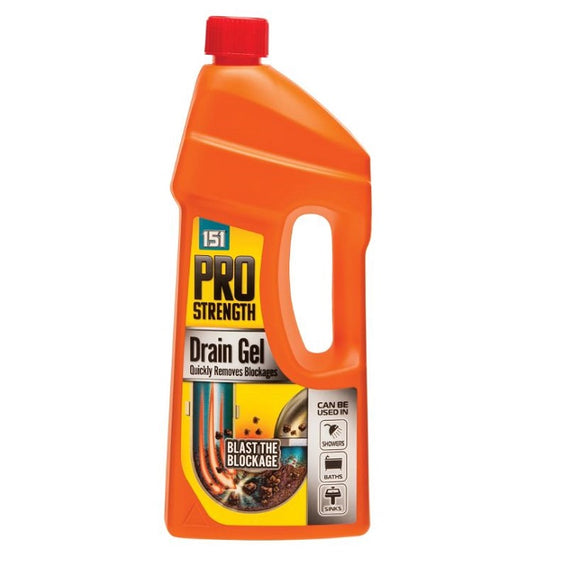 DUZZIT Outdoor Drain Unblocker 500ml