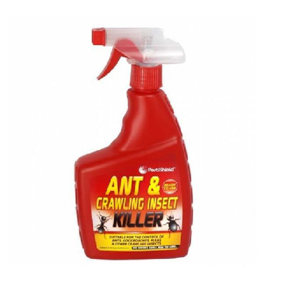 Pest Shield Ant & Crawling Killer Bottle 500ml