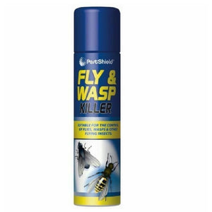 Pest Shield Fly & Wasp Killer Spray