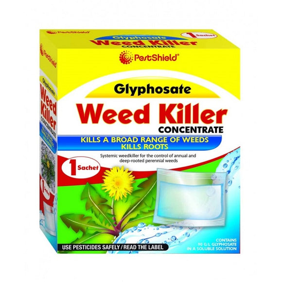 Pest Shield Glyphosate Weed Killer 1PK