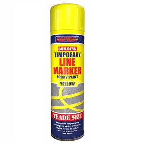 Rapid Line Marker Yellow 750ml