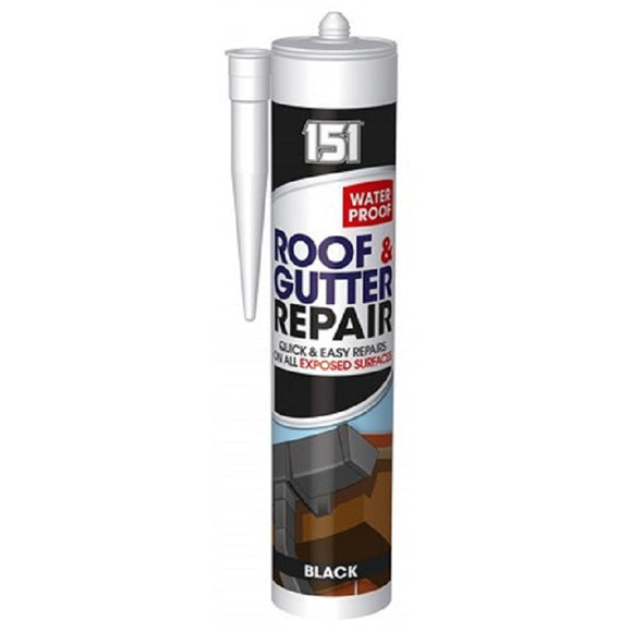 151  Roof and Gutter Sealant
