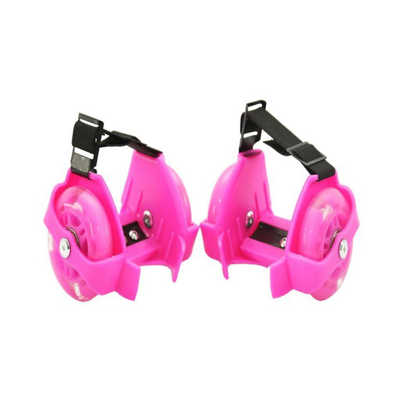 Street Gliders - Roller Wheelies (Pink)