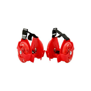 Street Gliders - Roller Wheelies (Red)