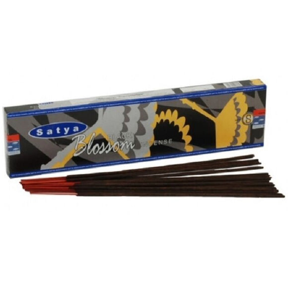 Satya Sai Baba Incense Sticks - Black Blossom
