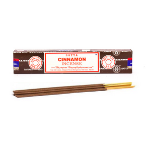 Satya Sai Baba Incense Sticks - Cinnamon