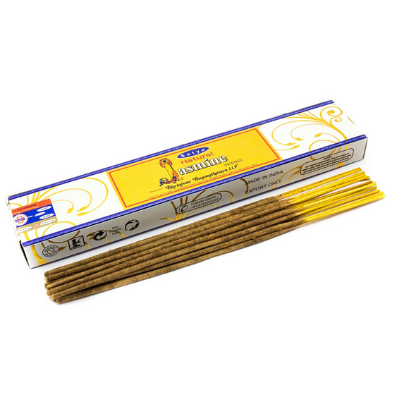 Satya Sai Baba Incense Sticks - Natural Jasmine