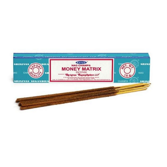 Satya Sai Baba Incense Sticks - Money Matrix