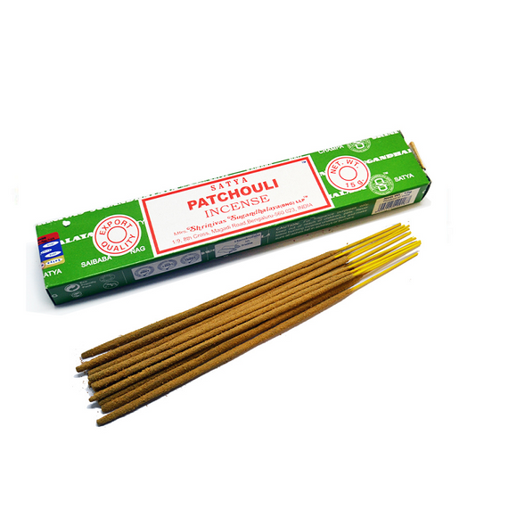 Satya Sai Baba Incense Sticks - Patchouli