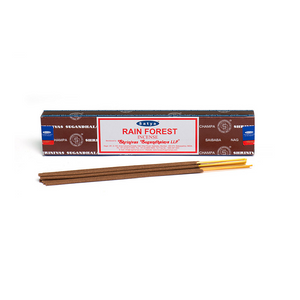 Satya Sai Baba Incense Sticks - Rain Forest