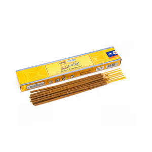 Satya Sai Baba Incense Sticks - Natural Sandal