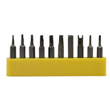 60 Piece Mini Screwdriver Set