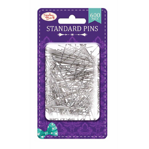 Sewing Box Standard Pins 600
