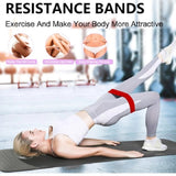 Resistance Fitness Exercise Loop Bands