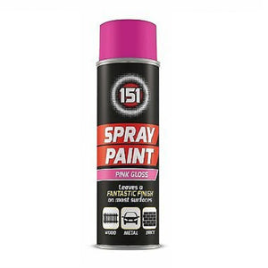 151 Spray Paint - Pink Gloss