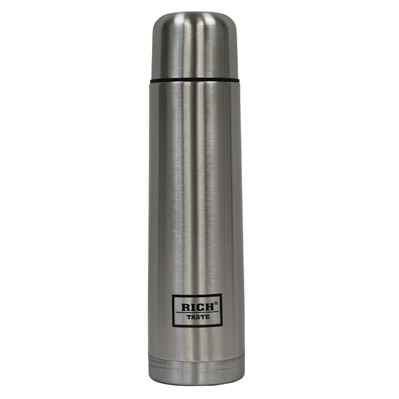 Rich Taste Thermal Vacuum Flask 750ml (Stainless Steel)