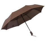 Standard Foldable Umbrella (Brown)