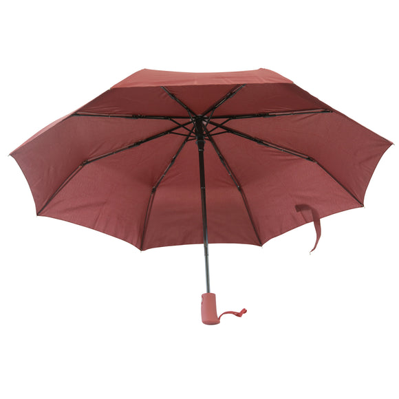 Standard Foldable Umbrella (Burgundy)