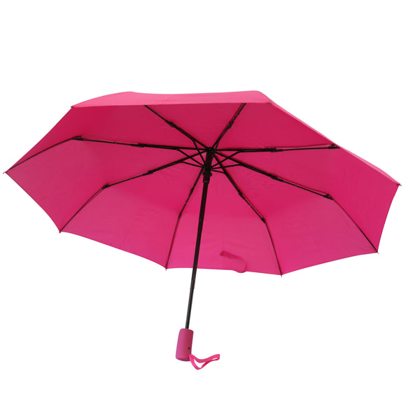 Standard Foldable Umbrella (Pink)