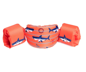 Bestway Swim Safe abc Life Vests Kids (Orange)