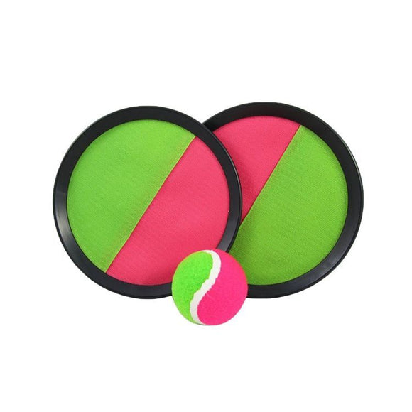 Throw and Catch Velcro Ball Game