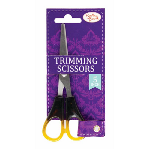 Sewing Box Scissors 5 Inch