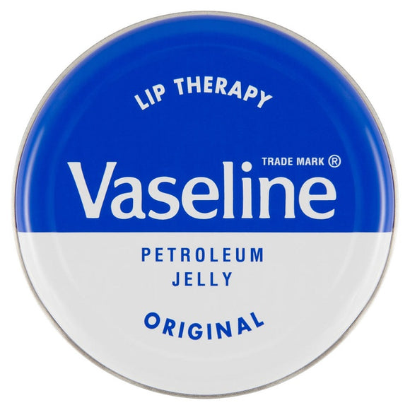 Vaseline Lip Petroleum Jelly Pocket Size (Original)