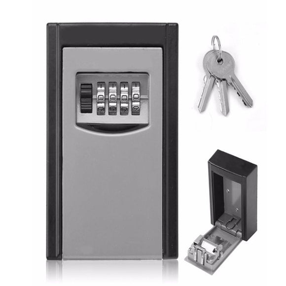 Safe & Secure - Wall Mounted Key Safe
