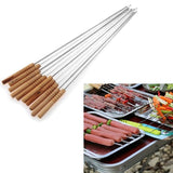 12 piece BBQ Kebab Skewer set