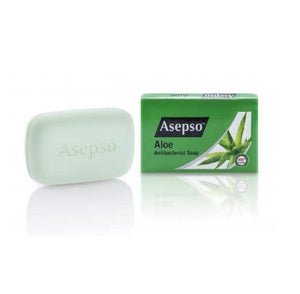 2 x Asepso Antibacterial Soap