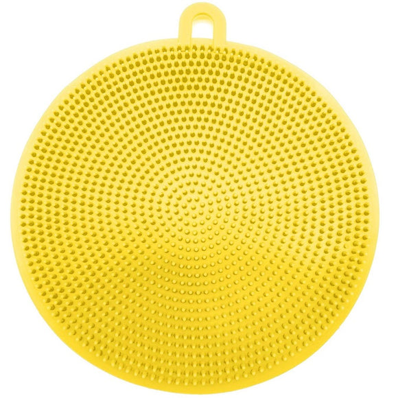 Multi Purpose Silicone Sponge - Yellow