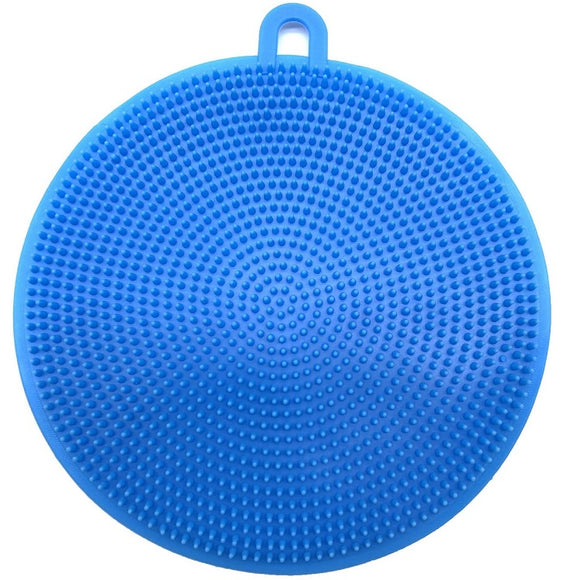 Multi Purpose Silicone Sponge - Blue