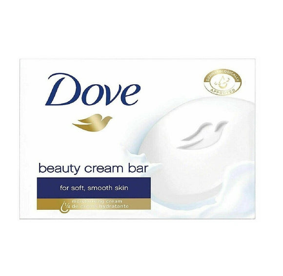 4 x Dove SOAP 100grams