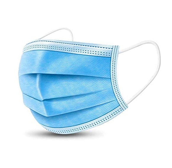 3PLY Surgical Face Masks (1 Pack)