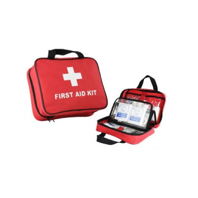 First Aid Kit Bag - 100 Piece