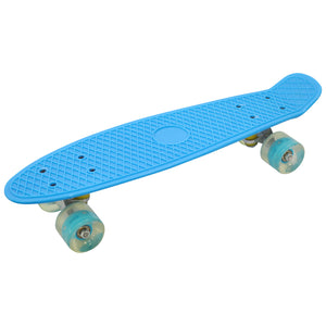 "Skateboard Cruiser 22"" (Light Blue)"