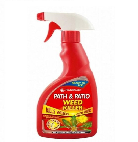 Pest Shield Path & Patio Weed Killer 500ml
