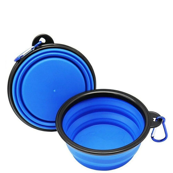 Pet Bowl (Blue)